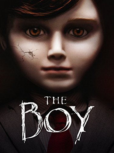 The Boy [dt./OV] (Halloween Film Ab 12)