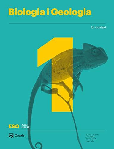 Biología i Geología 1 ESO (Codi obert)