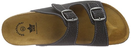 Lico Natural Elefo, Chaussons homme Gris (Anthrazit)