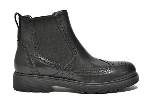 Nero Giardini Polacchini scarpe donna nero 6178 A616178D 36