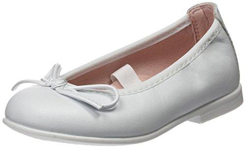 Pablosky 318203, Ballerine bambine bianco Size: 33 EU
