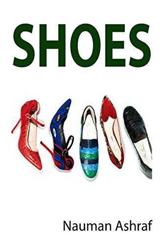 shoes-guide-book-about-different-types-of-shoes-for-people-english-edition