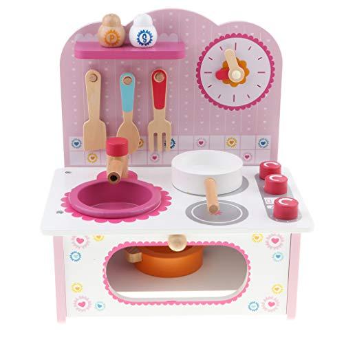 nsilien Kochgeschirr Spielzeug für Kinder Lebensfähigkeit zum Lernen ()