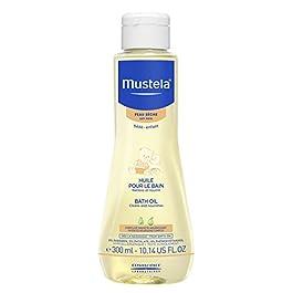 Labor.Expanscience Mustela Olio Bagno Detergente e Nutriente – 300 ml