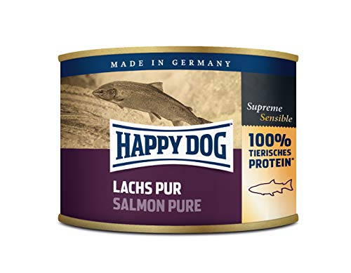 Happy Dog Dose Lachs Pur, 200 g