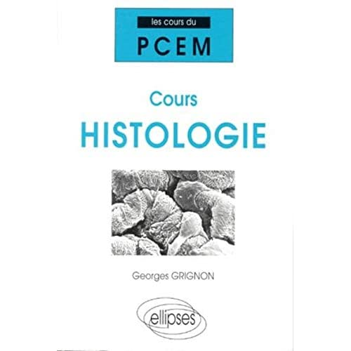 Cours Histologie