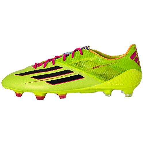 92595483d32508 adidas - Scarpe da Calcio Uomo F50 Adizero TRX FG, Verde (Verde),