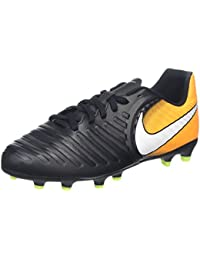 more photos 98e0c 7cf7f Nike Jr. Tiempo Rio Iv FG, Chaussures de Football Mixte Enfant