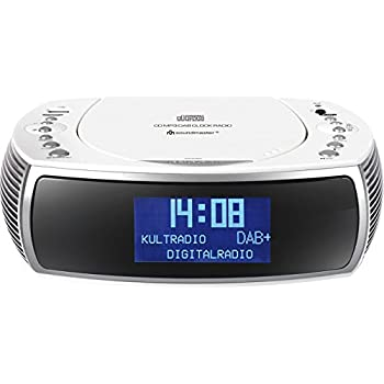 auna dreamee bk radio alarm clock electronics. Black Bedroom Furniture Sets. Home Design Ideas