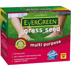 EverGreen Multipurpose semences de gazon 210g carton