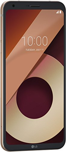 LG Q6 Smartphone (13MP Kamera, 32GB Speicher, Android 7.1, 13,97 cm Single-SIM (5,5 Zoll)) Gold