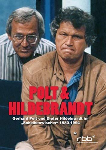 Polt & Hildbrandt - Gerhard Polt und Dieter Hildebrandt im Scheibenwischer 1980-1994 (2 DVDs)