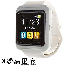 DAM - U80 Bluetooth Watch White