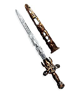 ISRE Fancy Plastic Sword for kids with cover - 53 Cms Length
