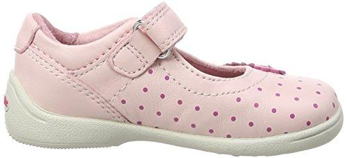 Start Rite Super Soft Daisy, Mary Jane Fille, Bleu Marine, 37 EU Rose (Pink)
