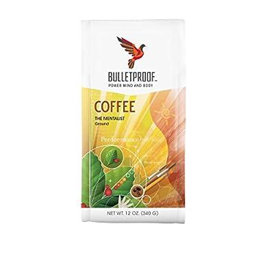 Bulletproof 'The Mentalist' Dark Roast Ground Coffee 340g from Bulletproof