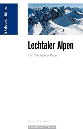Skitourenführer Lechtaler Alpen: inkl. Tannheimer Berge