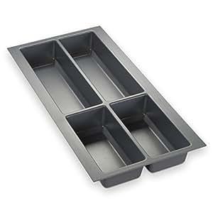 orga box iv universal zuschneidbarer besteckeinsatz. Black Bedroom Furniture Sets. Home Design Ideas