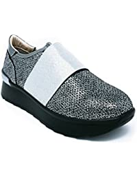 BALLOP Sneaker Flight Black Ultra Light Women Shoes, Tamaño de Zapato:EUR 46