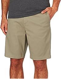 DC Chino Shorts - DC Work Straight Chino Short - Khaki