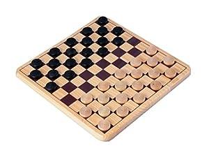speel Goed 150236-damspiel Madera, Juegos y Puzzles