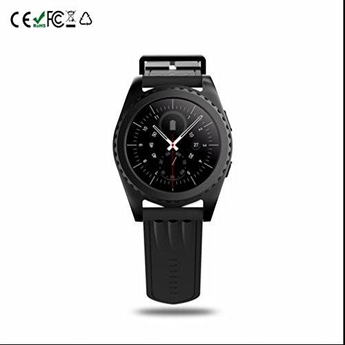 Bluetooth Aktivitäts tracker Armband Smart Sport uhr Intelligente handy uhr,Herzfrequenz-Messgerät,Kalorie Tracking,Aktivitäts Tracker,Unterstützen Sie die Kommunikation jederzeit für Samsung/ huawei/Android-Smartphones