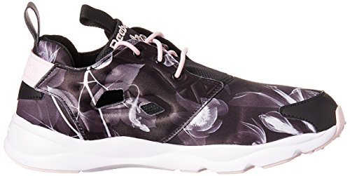 Reebok Ladies Shoes Furylite Graphic noir/rose