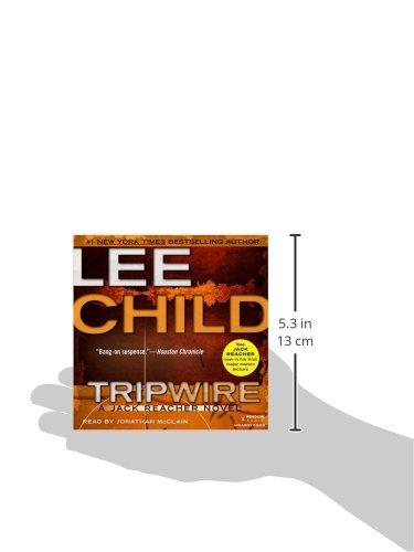 Tripwire: A Jack Reacher Novel