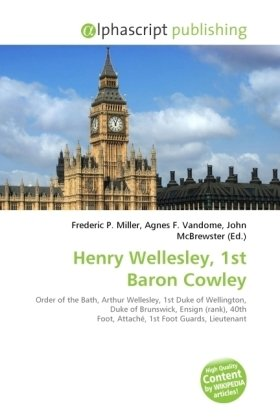Henry Wellesley, 1st Baron Cowley