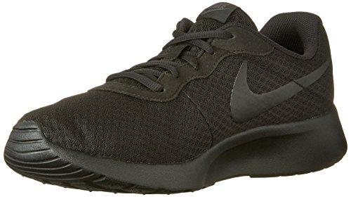 Nike Tanjun, Scarpe da Ginnastica Basse Uomo, Nero (Black/Anthracite), 45 EU