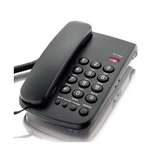 SUN HUIJIE Festnetztelefon im Hotel Bürotelefon Haushaltswohnzimmer Freisprecheinrichtung