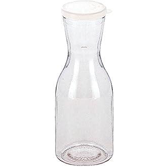 Cambro WW250-135 Lot de 12 verres à décanter avec couvercles 1/4 l