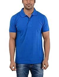 EASY 2 WEAR ® Men's Cotton Collar T-Shirt ( sizes S,M,L,XL,XXL,XXXL,XXXXL) plus size avai.