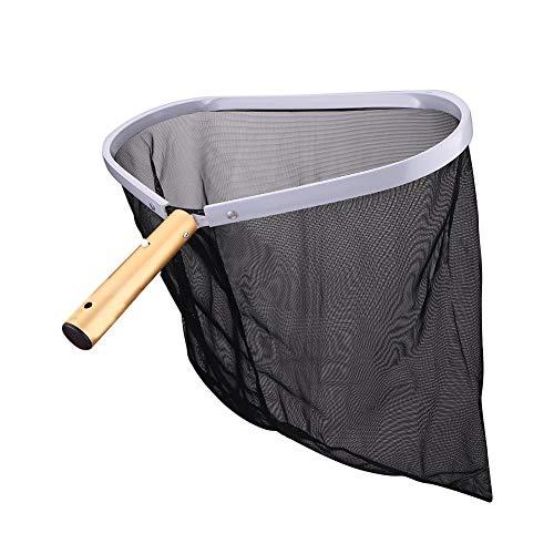 Skimmer Rake (1989candy Swimming Pools Skimmer Net Müllreinigung Rake Leaf Mesh Deep Bag Net)