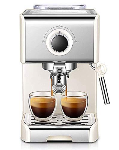 Kaffeemaschine, Heiße Kaffeemaschine, Hochdruckwasserpumpe, Doppelte Temperaturregelung, 180...