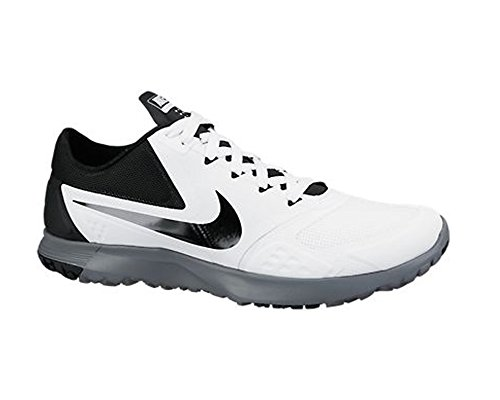 Nike - Fs Lite Trainer Ii, - Uomo White/Cool Grey/Black