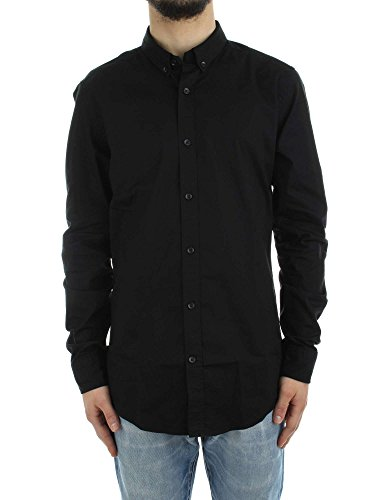Only & Sons 22006013 Camicie Uomo Black