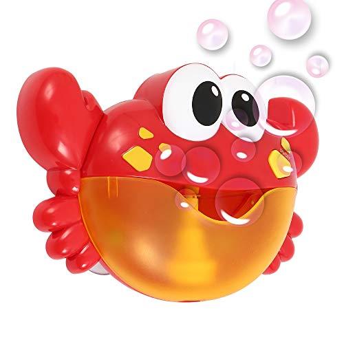 Littlegrasseu Máquina Cangrejo Burbujas