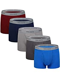 9f47c4544f62 5Mayi Mens Boxer Shorts Mens Boxers Multi Pack Boxers for Men's Underwear  Mens Trunks S M L XL