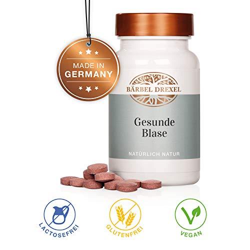 BÄRBEL DREXEL Gesunde Blase Kapseln (150 Stk) 100% Vegane Herstellung Deutschland Cranberry Kürbiskern -