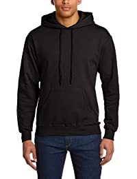 Fruit of the Loom Hooded, Felpa Uomo