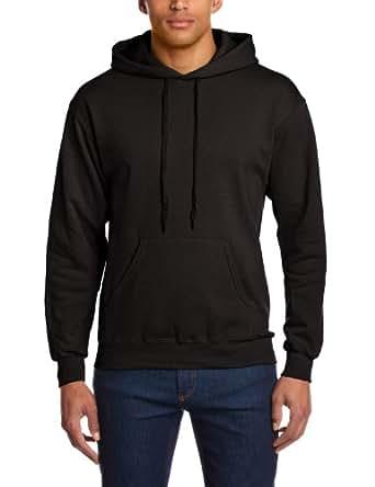 Sweatshirt * Hooded Sweat * Fruit of the Loom Schwarz,XXL