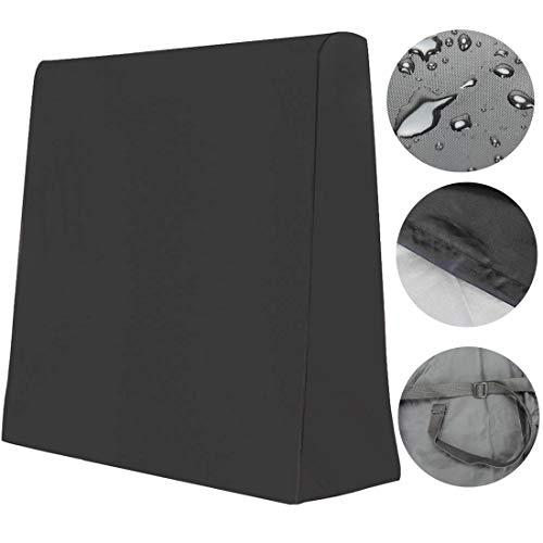 Hitasche Tischtennisplatte Abdeckung Schutzhülle Wasserdicht Uv Beständig Ruder- & Paddelboote