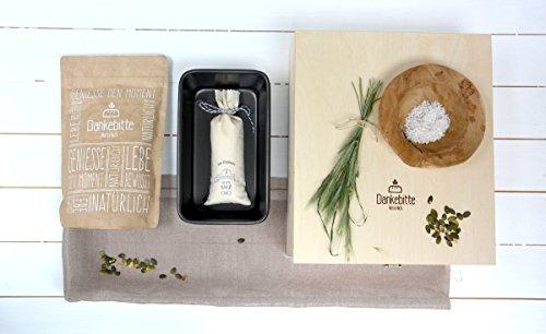 Brot und Salz Box groß – Geschenk zum Umzug