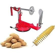 MWS - Pelador de patatas en forma de espiral (acero inoxidable) MWS.