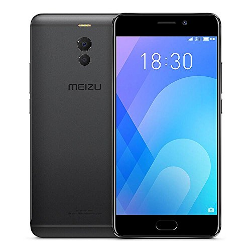 Meizu M6 Note - 3GB+16GB - 5.5'- Snapdragon 625 - Doble camara trasera 12+5MP - Negro