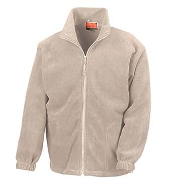 Result Active Fleece Jacket Natural XS
