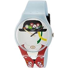 Swatch Smart Watch Montre au Poignet SUOL103