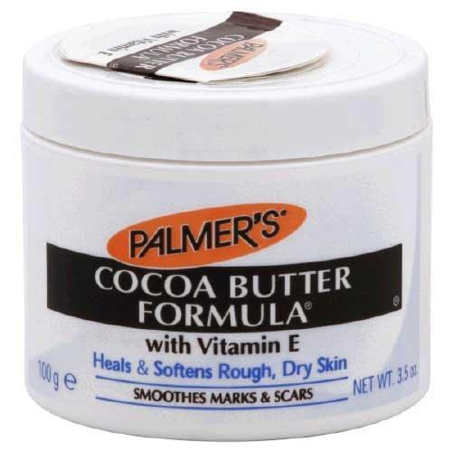 PALMER'S COCOA BUTTER FORMULA JAR 100g (Cocoa Butter Jar)