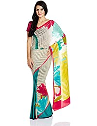 Get best deal for Satyapaul Saree with Blouse Piece at Compare Hatke